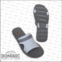 [Official] Sandal Camou Pria DOMINIC Ivory