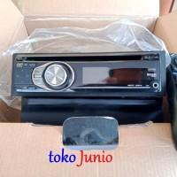 JVC CD DVD Player Audio ori bawaan Nissan Grand Livina Single Din