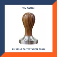Espresso Coffee Tamper / Tamper Kopi 50mm