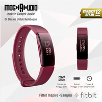 Fitbit Inspire Smart Watch One Size S dan L