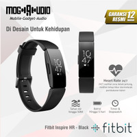 Fitbit Inspire HR Smart Watch One Size S dan L