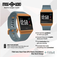 Fitbit Ionic Heart Rate GPS Fitness Smart Watch