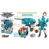 Mainan Anak Laki Laki - Nerf Gun ELITE Disruptor HASBRO ORI XGUN