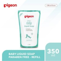 Pigeon Baby Liquid Soap 350 ml Refill