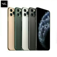 Iphone 11 Pro Max 256Gb Grs resmi iBox