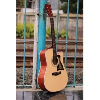 Gitar akustik F500 natural Yamaha GOOD quality