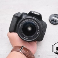 Kamera Canon EOS 700D Kit 18-55mm is stm