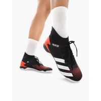 Sepatu Futsal Asli Ori Adidas Predator 20.3 Indoor Boots Mid Cut Black