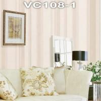 Wallpaper Dinding Garis VICTORY VC108-1 - VC108-4