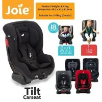 Joie Meet Tilt car seat / dudukan mobil bayi