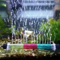 pipa gelembung udara 40 cm airstone aerator aquarium