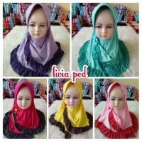 Hijab Bayi Pet Livia Jilbab Anak Jilbab Murah Kerudung Anak