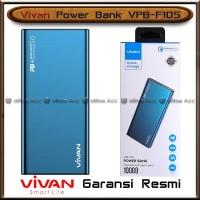 Power Bank Vivan 10000 mAh VPB-F10s Fast Charging 3A PowerBank Ori