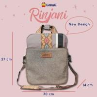 Gabag Cooler Bag Rinjani / Tas Pendingin ASI