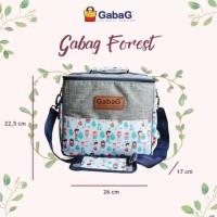 Gabag Cooler Bag Forest / Tas Pendingin ASI