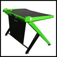 Meja DXRacer Gaming Desk - GD/1000/NE ( Black Green )
