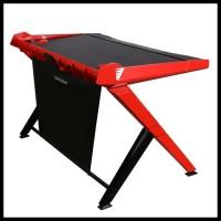 Meja Gaming DXRacer Gaming Desk - GD/1000/NR ( Black Red )