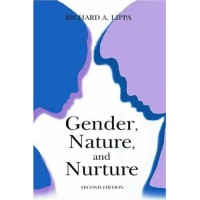 Gender, Nature, and Nurture, 2nd edition Richard A. Lippa 2005 La