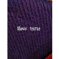 kain Jersey motif salur / bahan spandek / cocok untuk dress,kebaya,dll