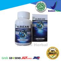 Albucare Herbal Kemasan Terbaru Walatra Albumin - 100% Asli Original