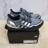 Adidas Ultra Boost MTL Silver Metalic Sneakers For Man Premium Origina
