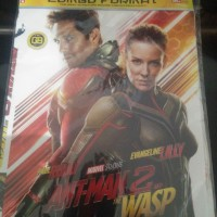 CD Film Bekas - Antman 2 and the Wasp