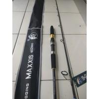 Orca Joran Jigging Maxxis 602 MH Pe 2-4