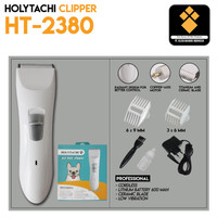 HOLYTACHI PET HAIR CLIPPER HT-2380 / MESIN CUKUR BULU ANJING KUCING