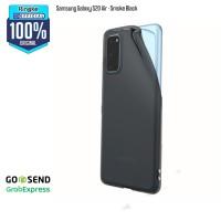 Rearth Ringke Samsung Galaxy S20 Air - Smoke Black Anti Crack Slim