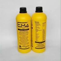Pupuk Cair Organik EM4 Pertanian - Untuk Tanaman - 1 liter