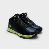 Sepatu Basket Ardiles DBL Aza Fundamental Black-Citron 100% ORIGINAL