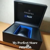 Box Kotak Seiko Prospex Diver PADI Special Edition Original Authentic