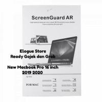Screen Guard Anti Gores Layar New Macbook Pro 16 inch 2019 2020