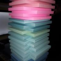 Kertas Warna 150g 10x14.5cm isi 50 lembar