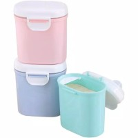 Milk Powder Container / Toples Susu Baby Safe 800gr 20010118