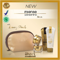 ORIGINAL! B ERL PAKET SKINCARE BERL COSMETICS WITH LUXURY POUCH LSP