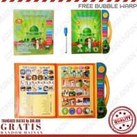 Mainan Anak Islami Islam Edukasi E BOOK 4 BAHASA 4 in 1 No.JJ-002