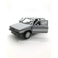 Welly Diecast - VW Golf GTi Skala 1:36 (Silver)