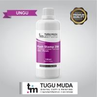 Tinta Stempel Flash/Premium Stamp Ink (100ml) - UNGU/PURPLE