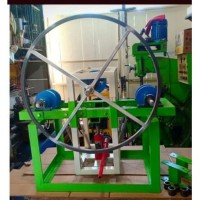 Mesin Roll Bending Pipa Besi - Pipa Hollow - Alat Roll Plat 3 Ton