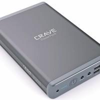 Powerbank crave 50000 mah original