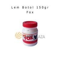 Lem Fox Putih 150gr - Lem Fox Botol 150gr
