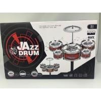 Mainan anak alat musk drum jazz set