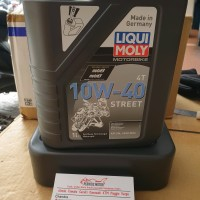 Liqui Moly Motorbike 4T 10W-40 Street Synthetic Technology 1 Liter