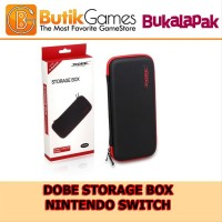 Tas Dompet Pouch Dobe Storage Box Nintendo Switch