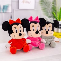 Terbaru Boneka Plush Mickey Minnie Mouse Ukuran 40cm