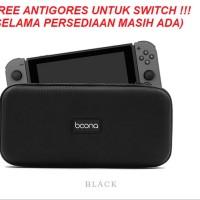 Tas Gadget Travel case Hardcase untuk Nintendo Switch
