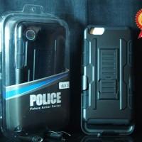 Future Armor iPhone 6/6S Plus Case Hybrid Hardcase with Belt Clip
