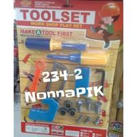 Mainan Anak Laki-Laki Tool Set Alat Tukang 1 Set