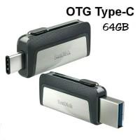 Sandisk Flashdisk OTG Type C 64GB USB Speed up to 150MBs
